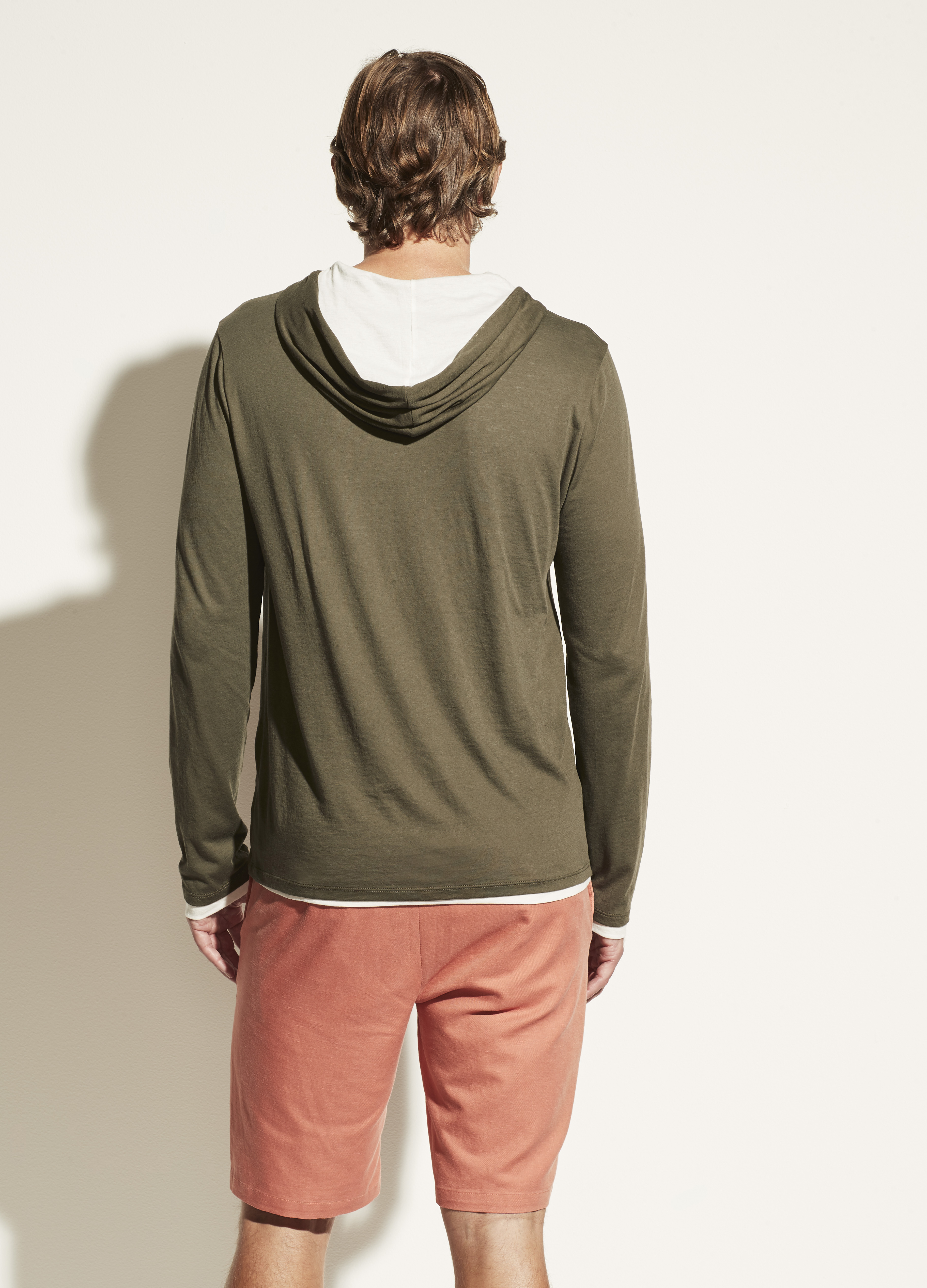 Double Layer Hoodie