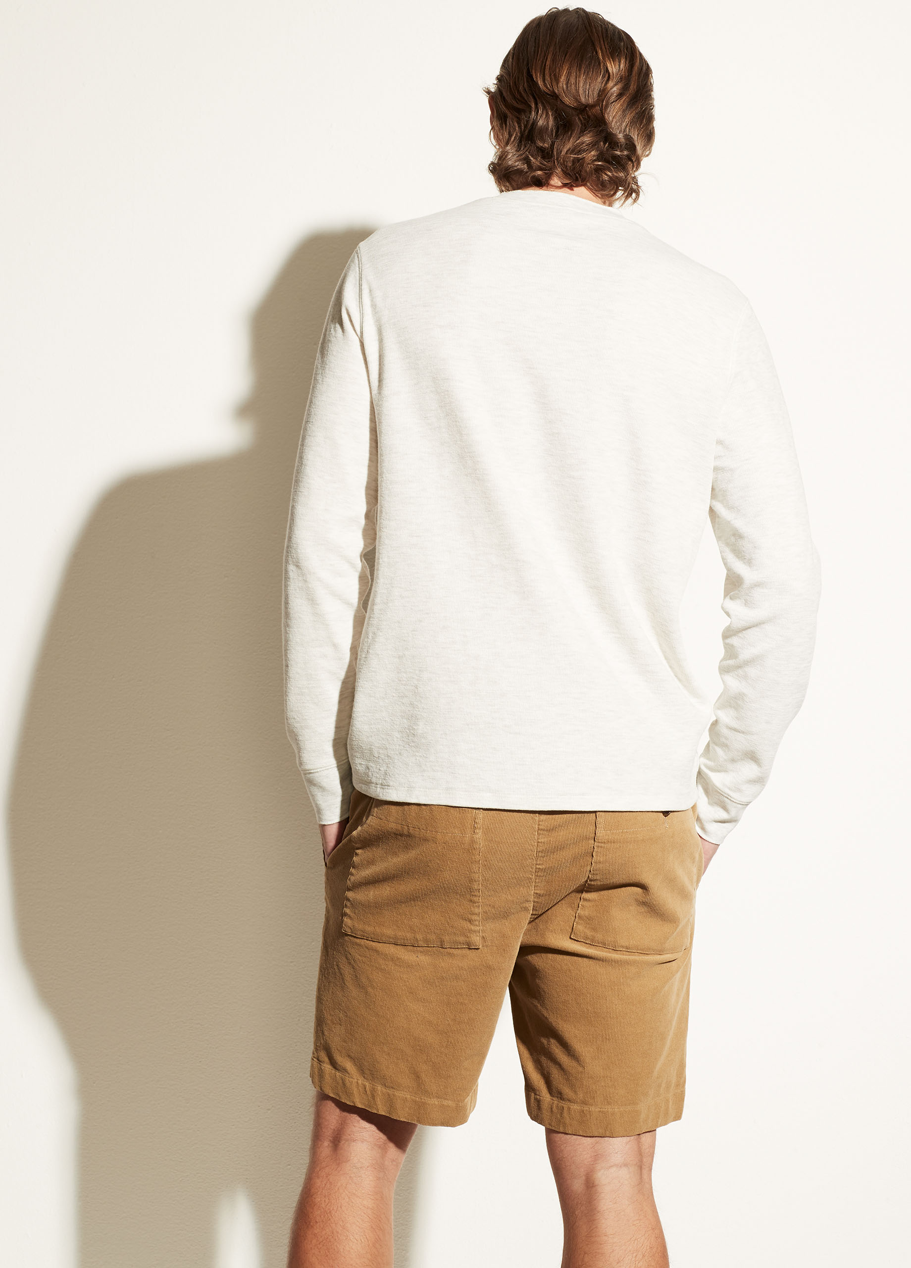Thermal Double Knit Crew