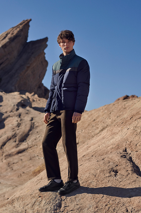 Puffer Jacket Pre Spring 2018 Collection for Men