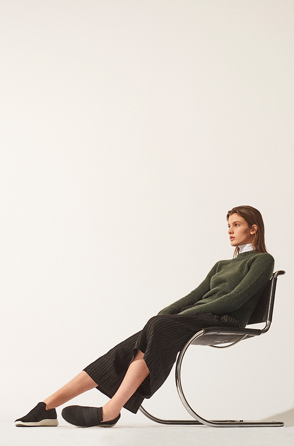 Shrunken Pullover Fall 2018 Collection for Women
