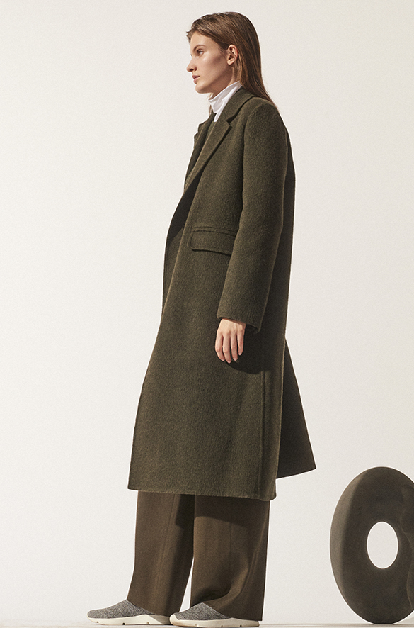 Long Coat Fall 2018 Collection for Women