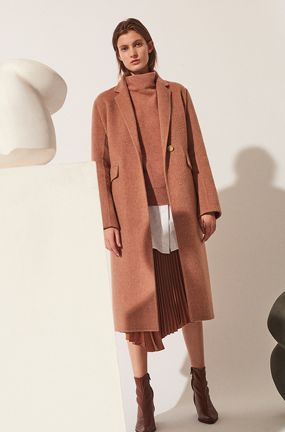 806552202eb9 Long Coat Fall 2018 Collection for Women