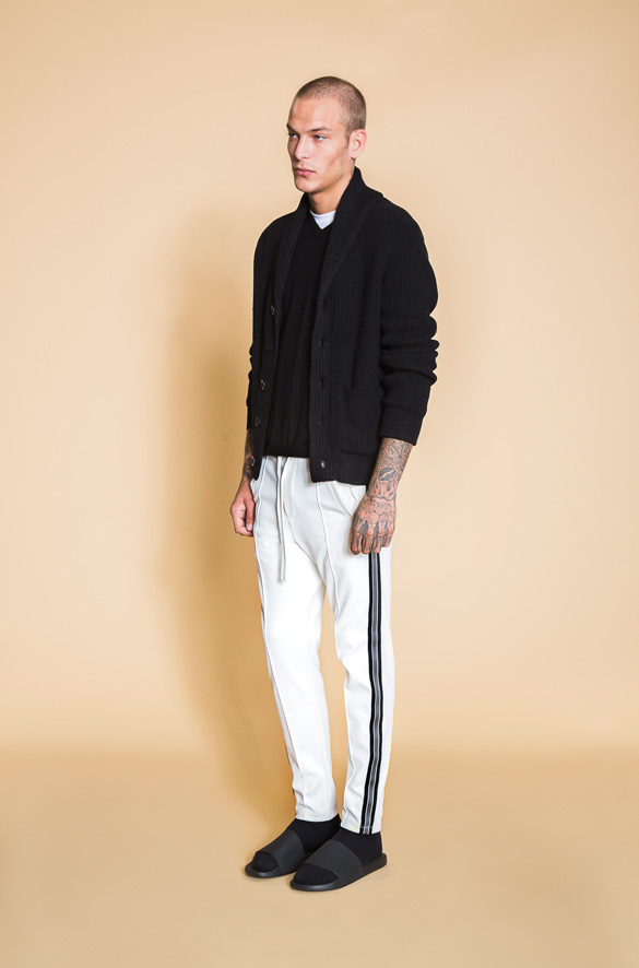Track Pant Vince Spring Pre-Order for Men